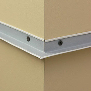 how to install a drop ceiling using these L channels